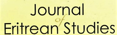 Journal of Eritrean Studies (JERS) Vol. 7, No. 2