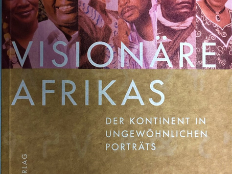African Visionaries is now out!