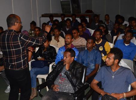 A Brief Report on the Intensive One- Month Summer Filmmaking Workshop in Asmara, Eritrea