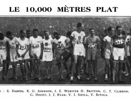 Eritrean Olympians in 1924!