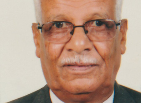 Eulogy for the late Alamin Abdeletif by Mohammed Said Osman