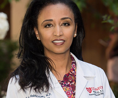 Dr. Aida Habtezion co-directs today's Symposium on Inflammatory Bowel Disease hosted by Stanford