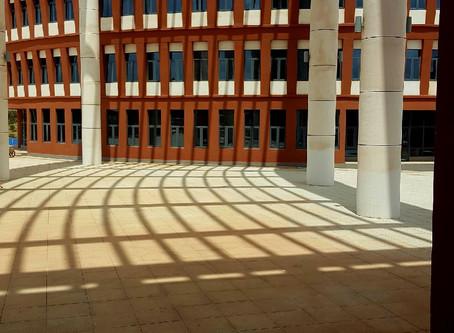 Eritrean Institute of Technology at Mai Nefhi, Eritrea