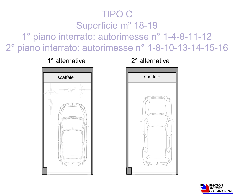 Box tipologia C - scala 1a100