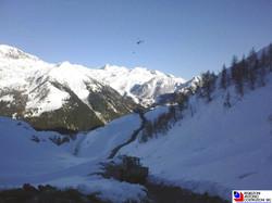 San Simone - Realizzazione piste da sci
