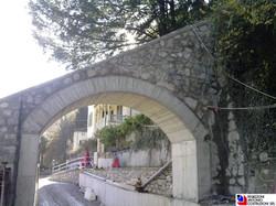 San Pellegrino Terme - Nuovo arco funicolare