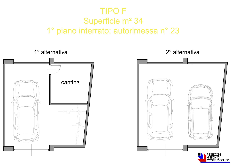 Box tipologia F - scala 1a100