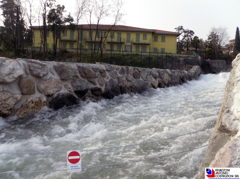 Ponte San Pietro - Canale derivatore Enel