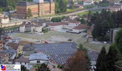 San Pellegrino Terme - Parcheggio QC Terme