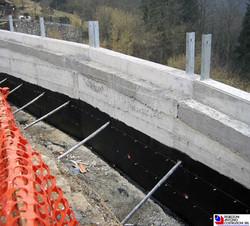 San Pellegrino Terme (Loc Ronco-Baelot) - Consolidamento strada