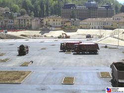 San Pellegrino Terme - Realizzazione parcheggio QC Terme