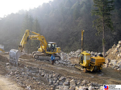 Olmo al Brembo - Opere specialistiche di scavo in roccia