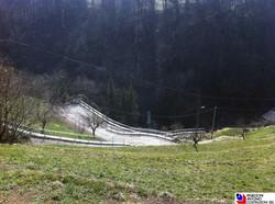 San Pellegrino Terme - Realizzazione strada accesso Borlezza