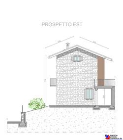 Prospetto est Lotto B - scala 1a100