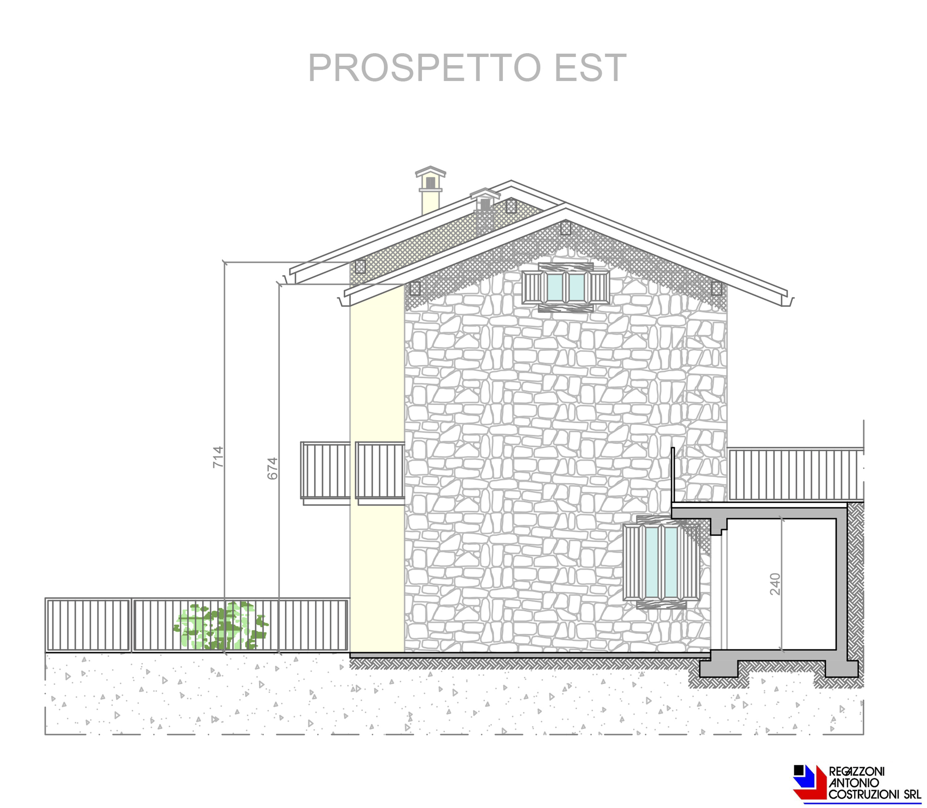 Prospett est Lotto C - scala 1a100