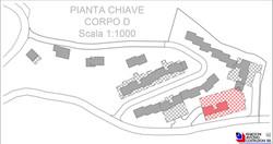 Key plan - scala 1a1000