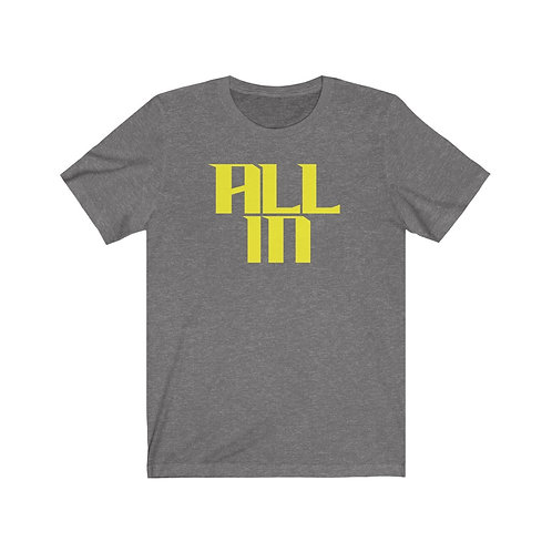ALL IN - Neon Yellow