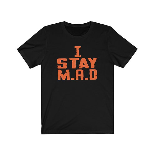 ORANGE - I STAY M.A.D - Motivated And Determined