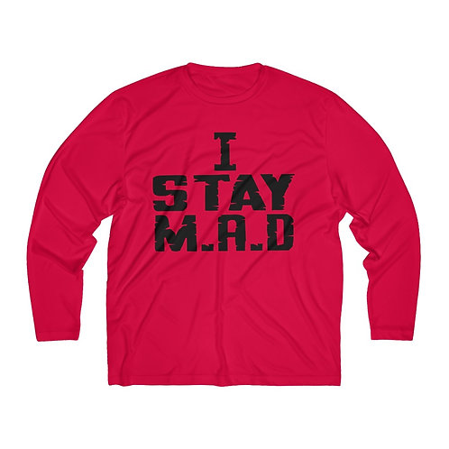 I STAY M.A.D FIT - Motivated And Determined