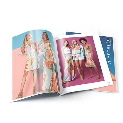 Catálogo ou Lookbook