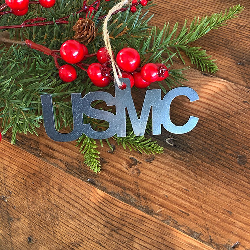 USMC Ornament