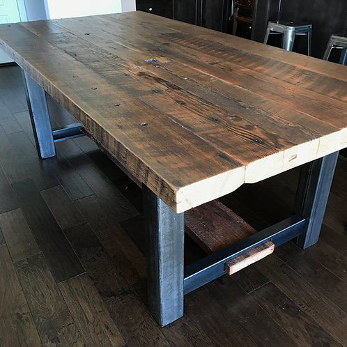 CABIN SERIES - DINING TABLE FRAME