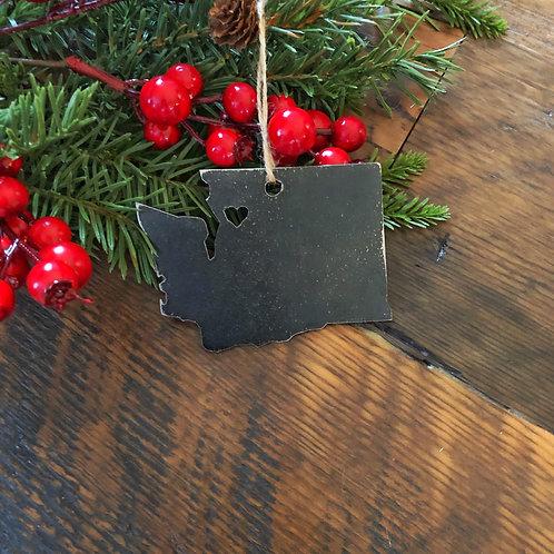 Washington State Ornaments