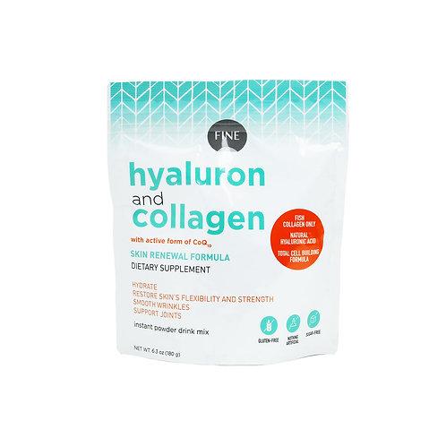 FINE HYALURON COLLAGEN with CoQ10