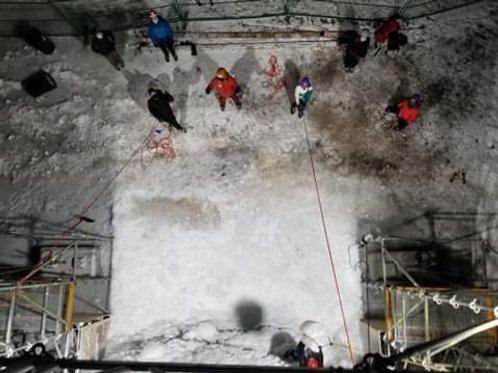 Ice Climbing Orientation