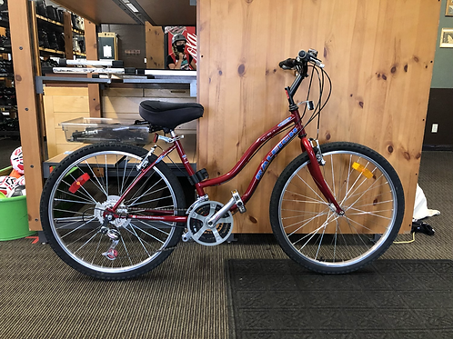 Raleigh Discovery