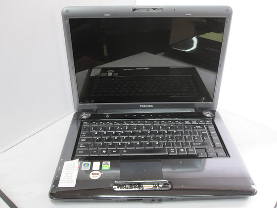 Toshiba Equium Laptop