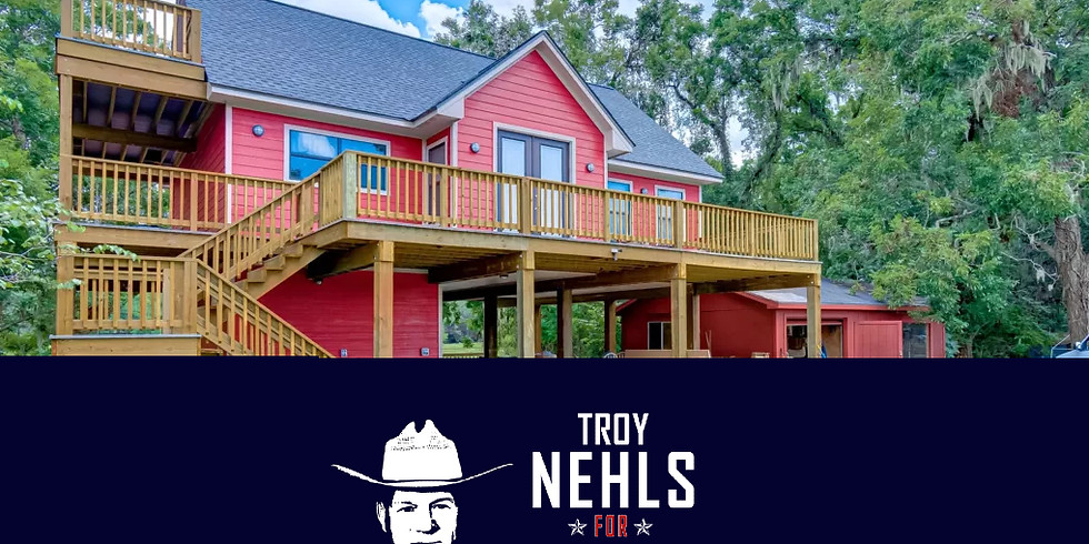 NEHLS FOR CONGRESS MEET & GREET - HOSTED BY BRADLEY & TOM STAVINOHA