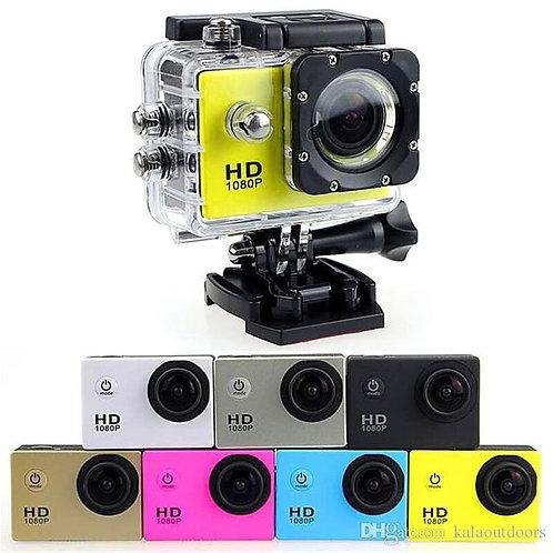 Actioncam 1080P in verschiedenen Farben