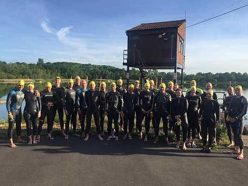 Adult Open Water 1-2-1