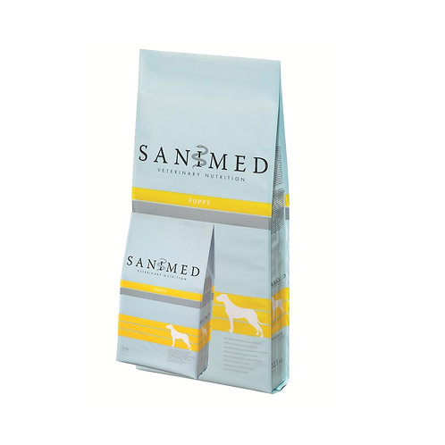 SANIMED Puppy Complete Lifestyle 3Kg