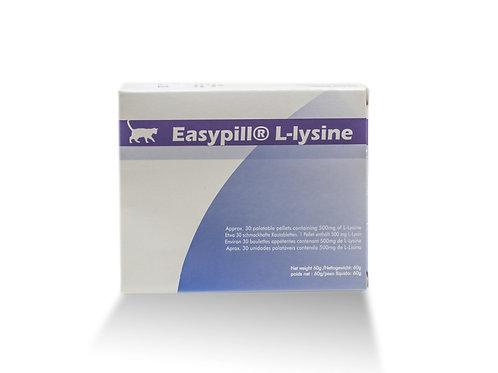 EasyPill Cat L-Lysine (30 x 2g pellets)