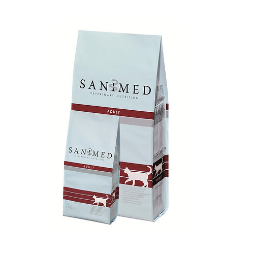 SANIMED Adult Cat Complete Lifestyle 4.5KG