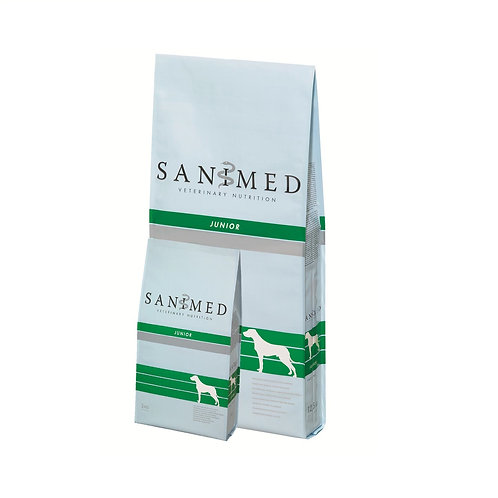 SANIMED Junior Sample 125g Pack x 2