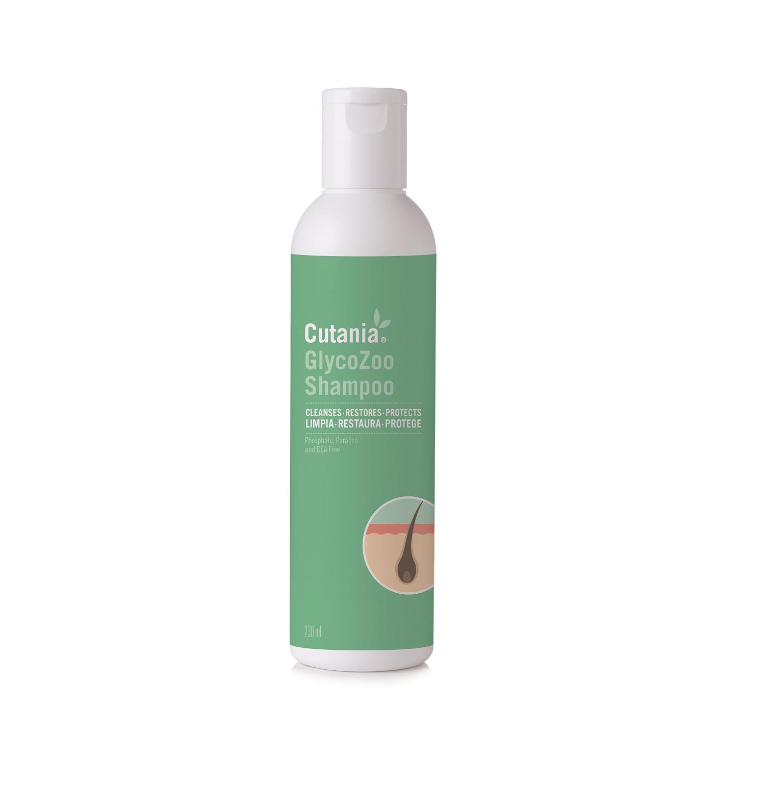 CUTANIA GlycoZoo Shampoo - Website