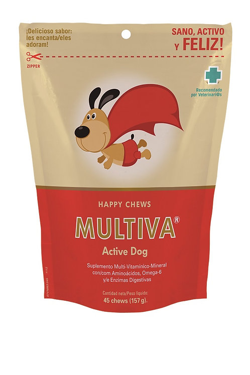 Multiva Active Dog (Multivitamins)