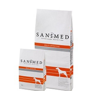 SANIMED Dog Duck and Rice Hypoallergenic Sample 125g Pack x 2