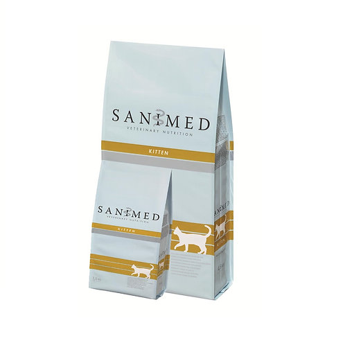 SANIMED Kitten Complete Lifestyle 4.5Kg