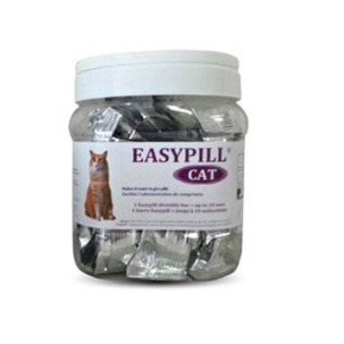 EasyPill Cat Putty Tubs (30 bars)