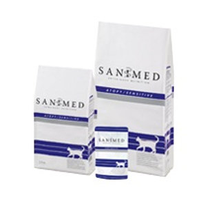 SANIMED Cat Skin Sensitivity 4.5Kg