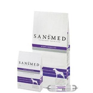 SANIMED Dog Skin Sensitivity Sample 125g Pack x 2