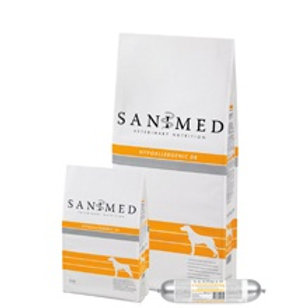 SANIMED Adult Dog Hypoallergenic Sausages DR (Box of 15) 6kg