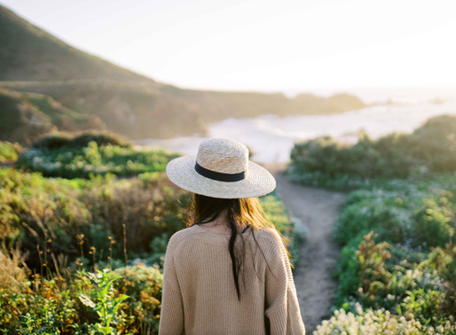 Spring Travels- California's Central Coast