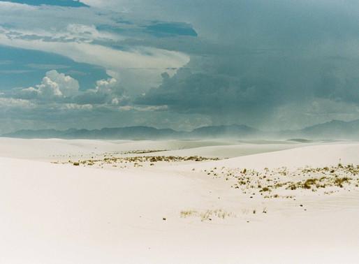 Summer Travels On Film- Santa Fe + White Sands + Great Sands