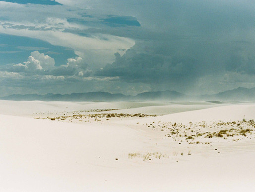 Summer Travels On Film- Santa Fe + White Sands + Great Sands