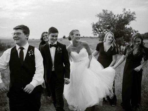 Josh & Paige: The Big White Barn Wedding